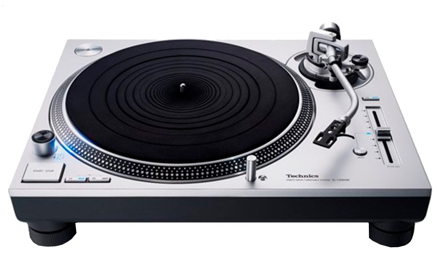 Technics SL-1200GR-EGS + AT-OC9XEN - 32703
