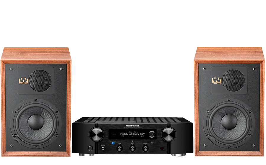 Marantz PM7000N + Denton 85th - 32746