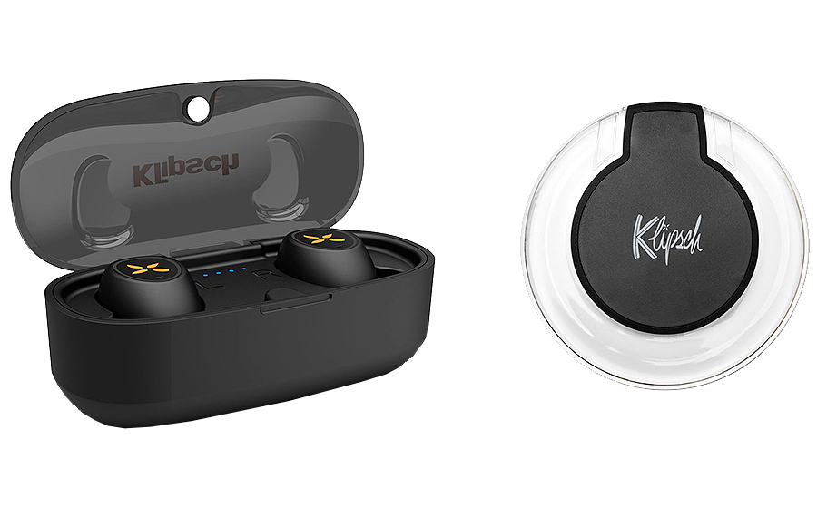 Klipsch S1 TRUE WIRELESS + CHARGING PAD  - 32945
