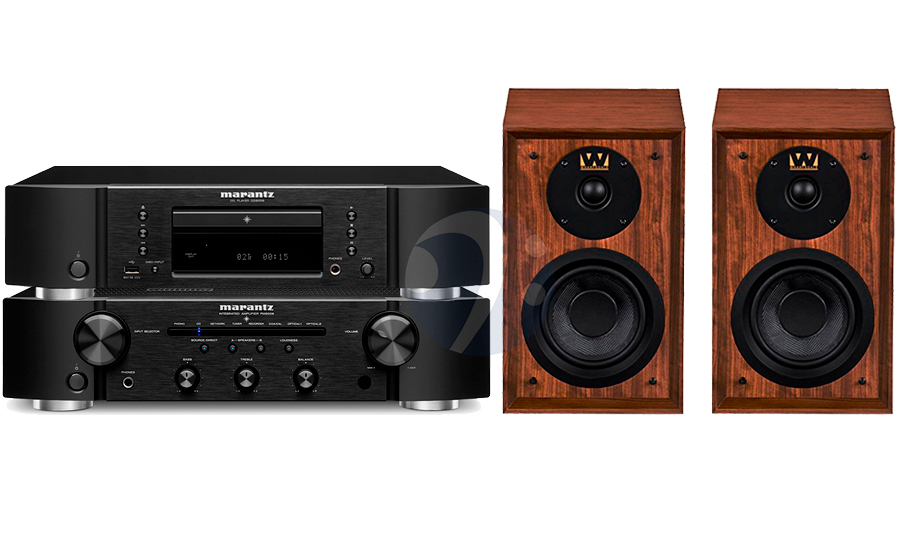 Marantz PM6006 + CD6006 + DENTON 80th - 32982