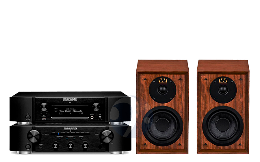 Marantz PM6006 + NA6006 + DENTON 80th - 32984