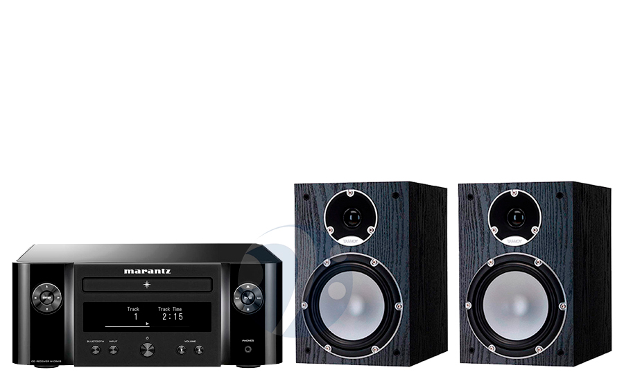 Marantz MELODY M-CR412 + Mercury 7.1 - 32989