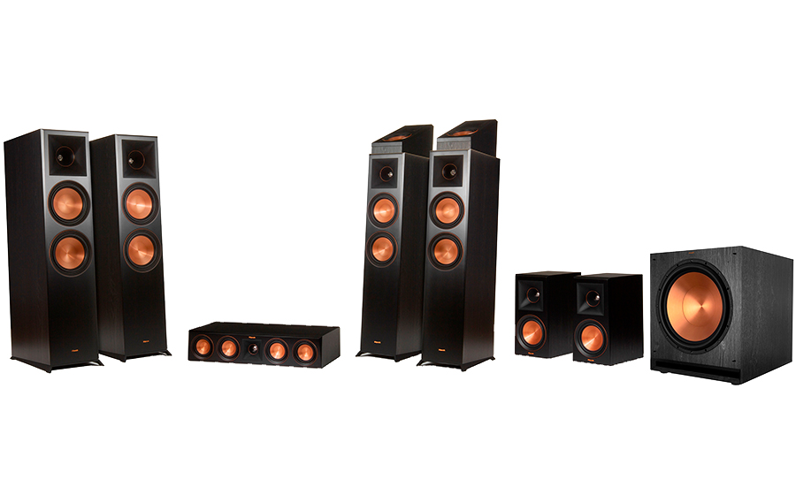 Klipsch RP-8060FA 7.1.4 DOLBY ATMOS - 33117