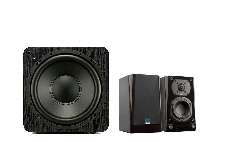 SVS Prime Wireless Speaker System + SB-1000 - 33130