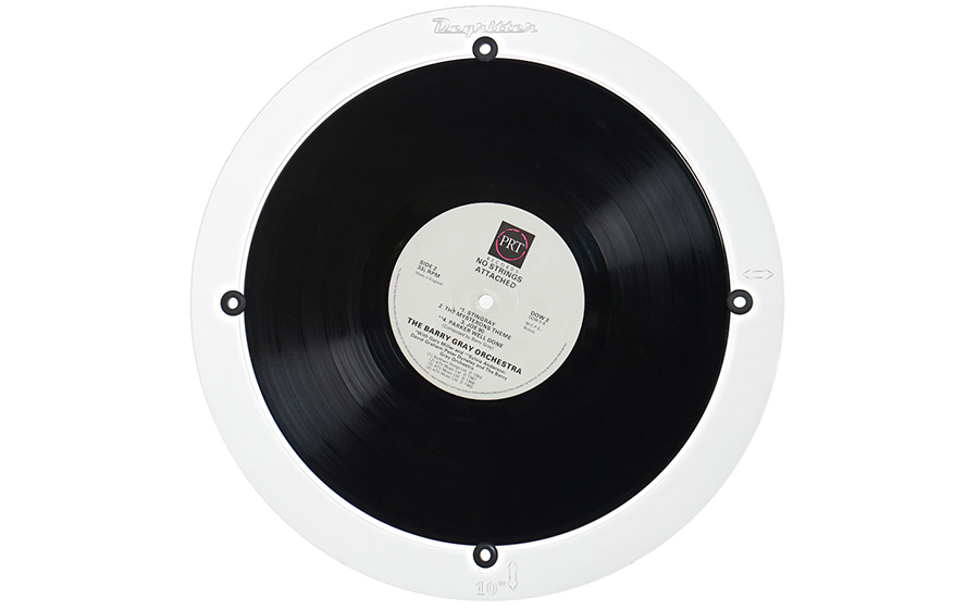 Degritter 10 Inch Record Adapter - 33210