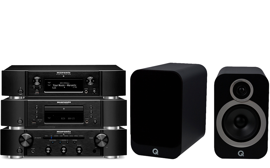 Marantz PM6006 + CD6006 + NA6006 + 3030i - 41856