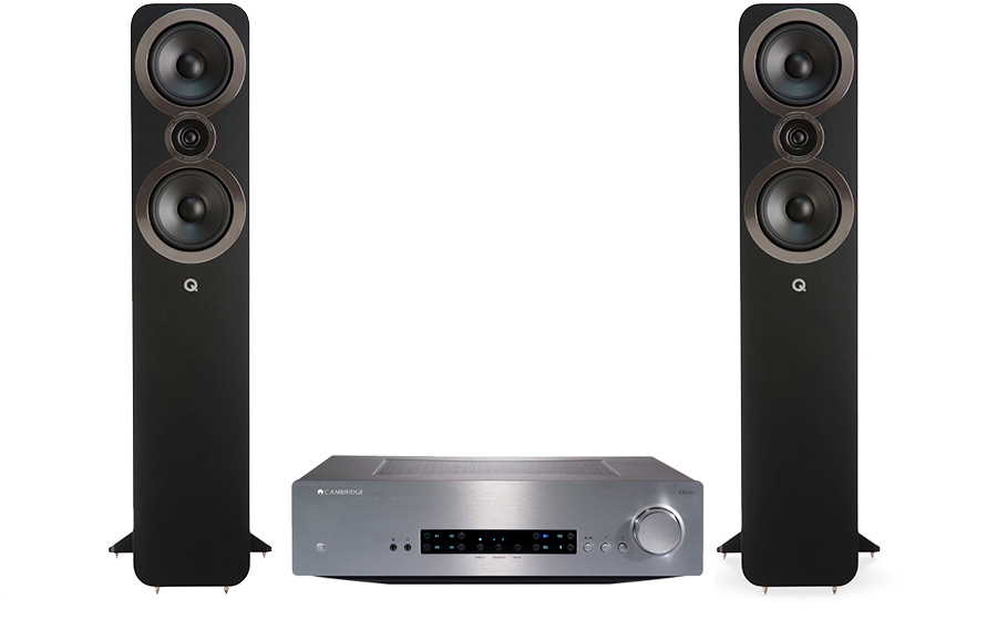 Cambridge Audio CXA60 + Q3050i - 41998