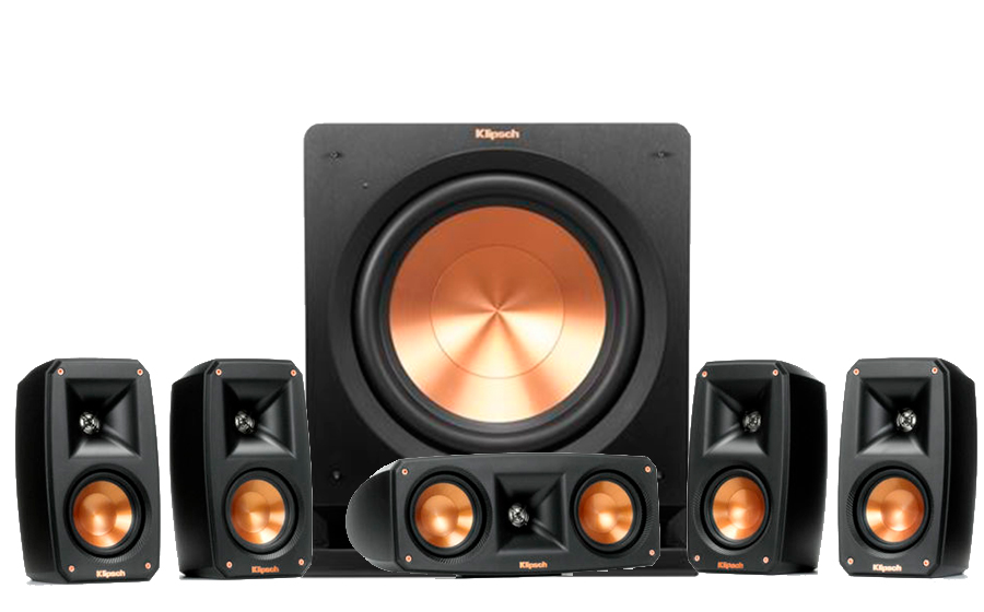 Klipsch THEATER PACK 5.0 + R-112SW - 42230
