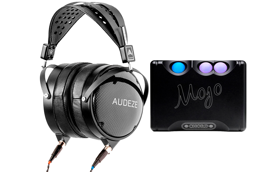 Audeze LCD-XC Carbon Cup Edition + Mojo - 42343