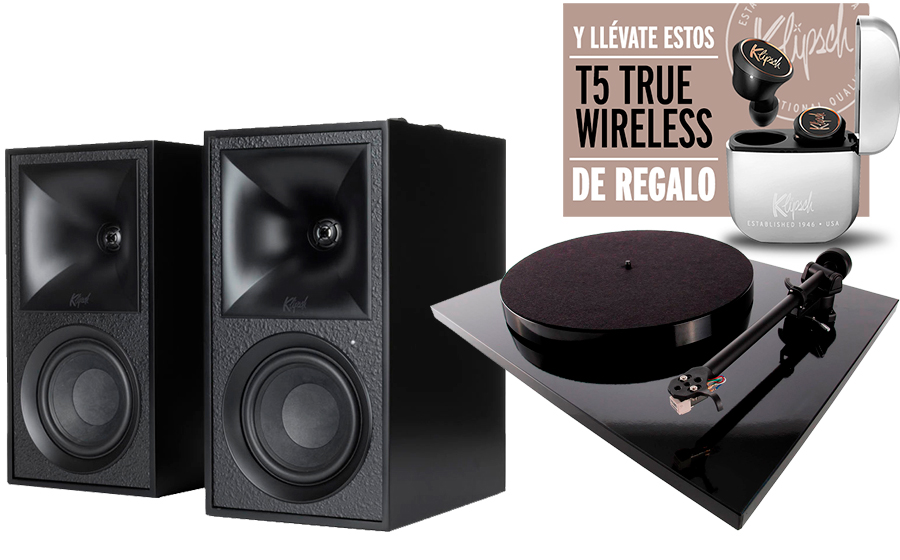 Klipsch THE FIVES + Planar SS 30 Aniversario - 42352