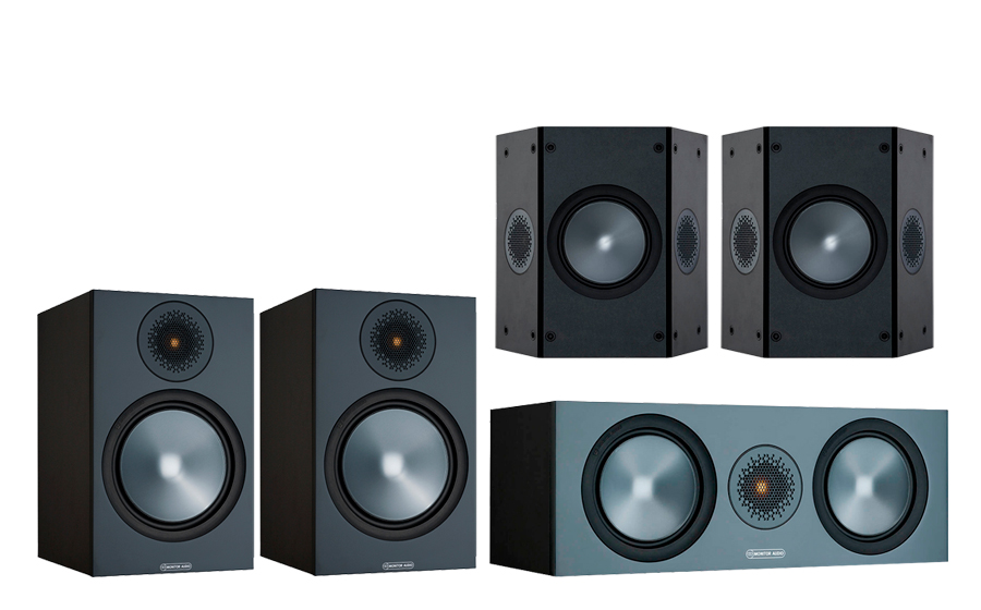 Monitor Audio Bronze 100 AV - 42498