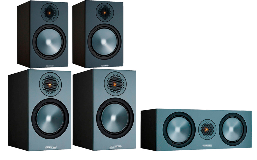 Monitor Audio Bronze 100 AV 2 - 42499