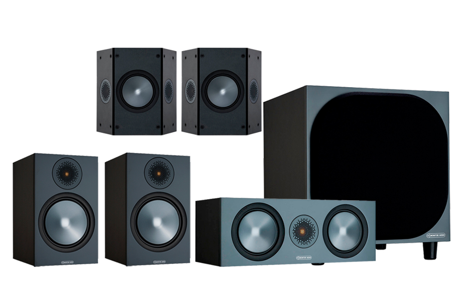 Monitor Audio Bronze 100 AV Power - 42500