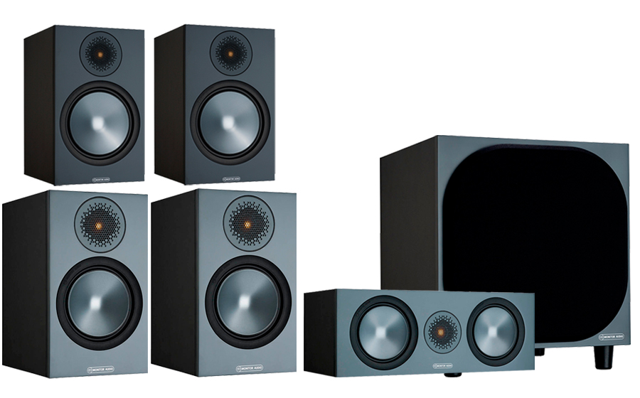 Monitor Audio Bronze 100 AV Power 2 - 42501