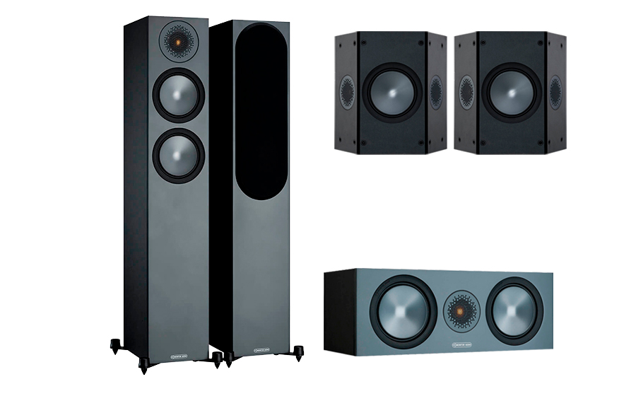 Monitor Audio Bronze 200 AV - 42502