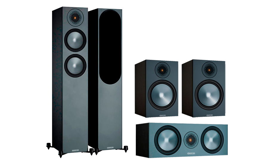 Monitor Audio Bronze 200 AV 2  - 42503
