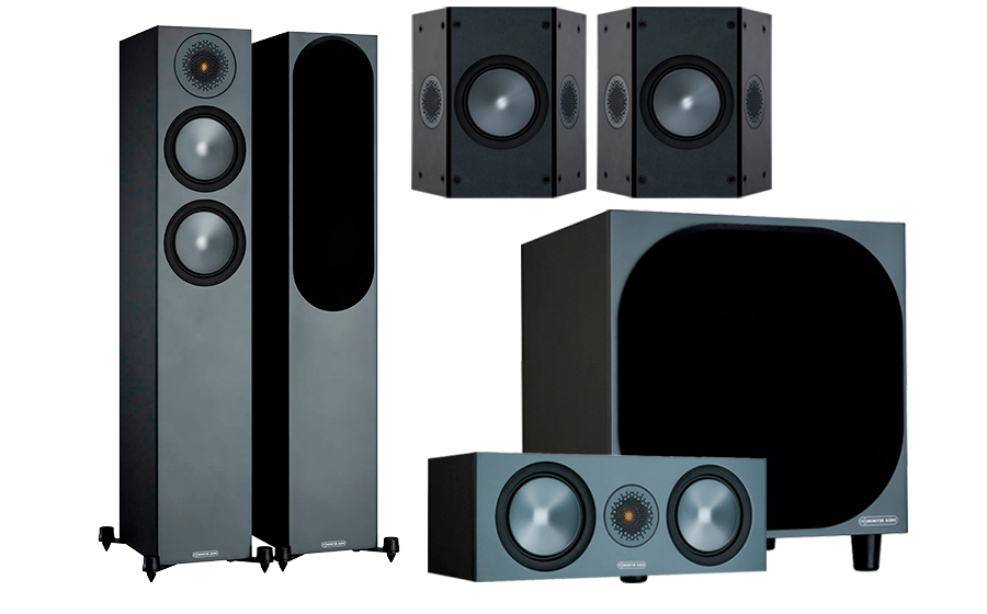 Monitor Audio Bronze 200 AV Power - 42504