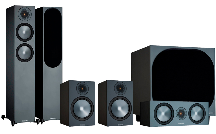 Monitor Audio Bronze 200 AV Power 2 - 42505