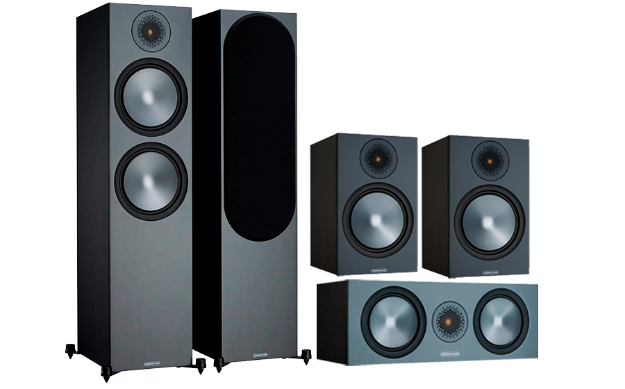 Monitor Audio Bronze 500 AV 2 - 42507