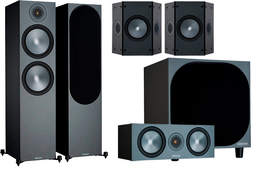Monitor Audio Bronze 500 AV Power - 42508