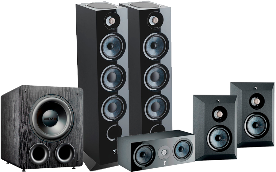 FOCAL Chora 826-D Surround + PB2000PRO - 42614
