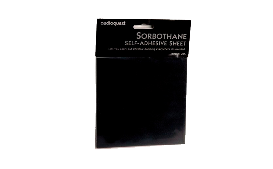 Audioquest Sorbothane Self Stick Sheet - 42725