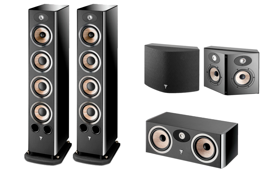 FOCAL Aria 936 Cinema Pack Surround - 42838