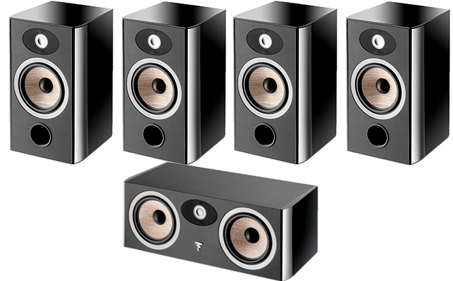 FOCAL Aria 906 Cinema Pack - 42842