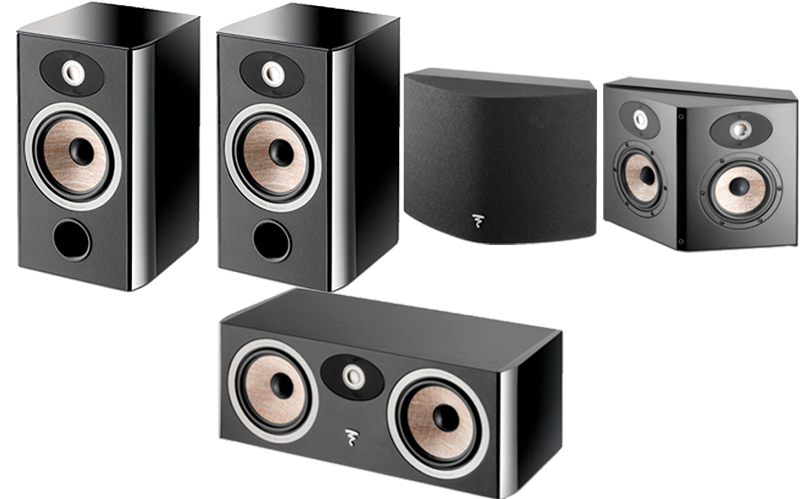FOCAL Aria 906 Cinema Pack Surround - 42843