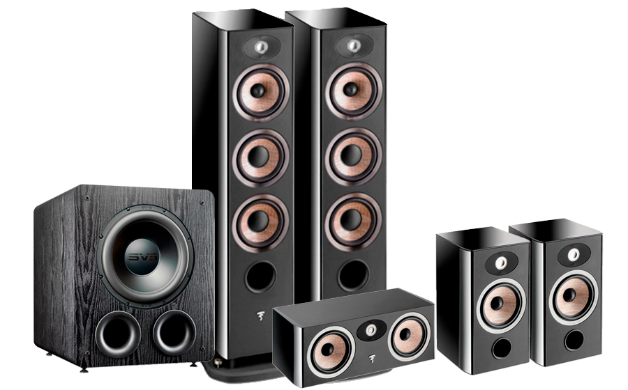 FOCAL Aria 926 Cinema Pack + PB2000PRO - 42879