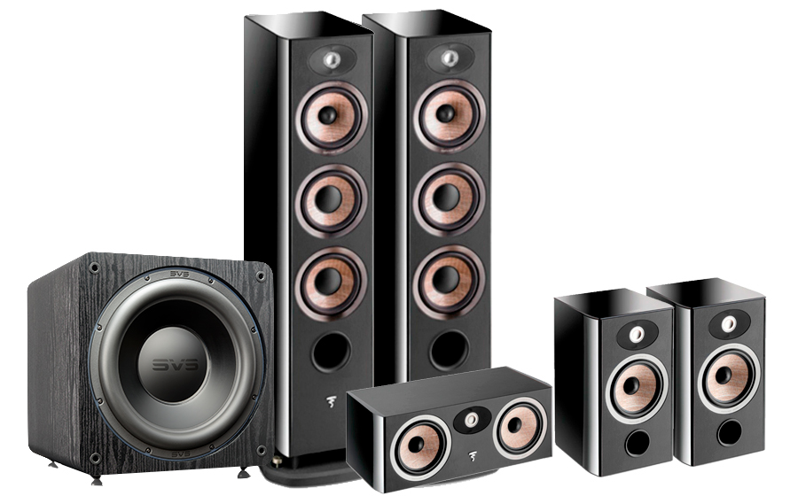 FOCAL Aria 926 Cinema Pack + SB3000 - 42886