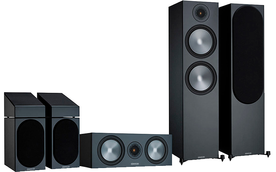 Monitor Audio Bronze 500 HCM 5.0.2 - 43082