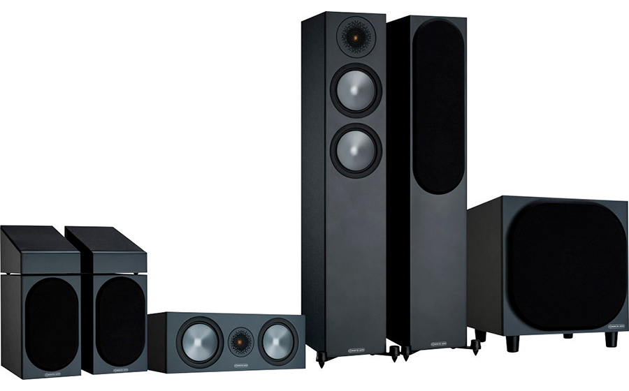 Monitor Audio Bronze 200 HCM 5.1.2 - 43083