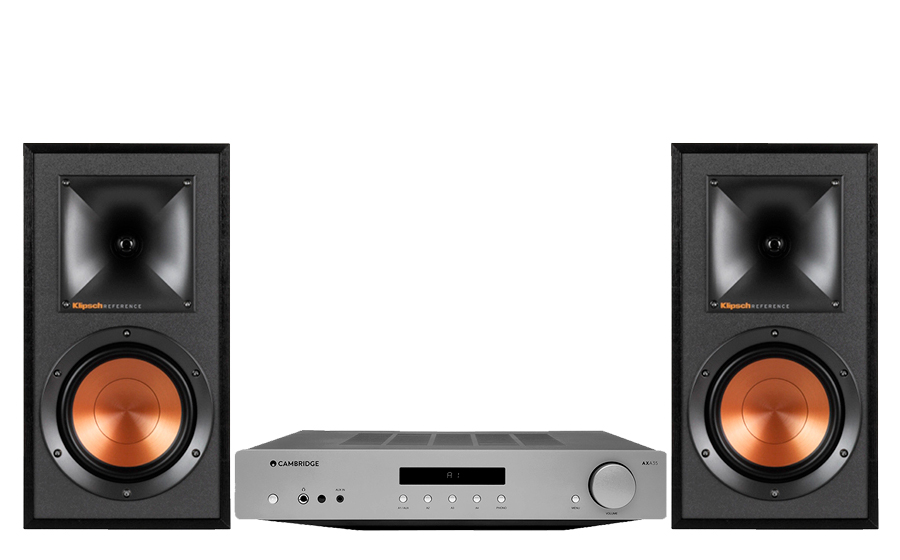 Cambridge Audio AXA35 + R-51M - 43159