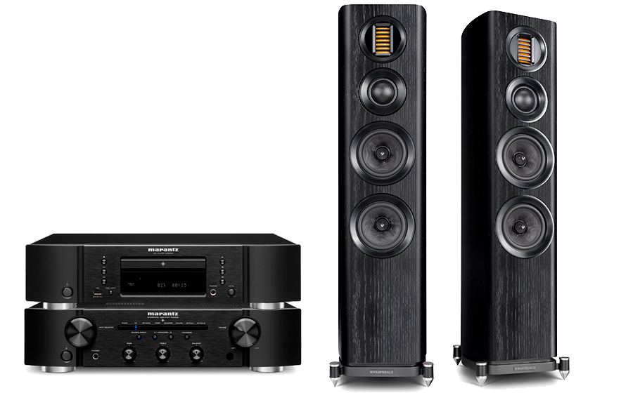 Marantz PM6007 + CD6007 + Evo4.3 - 43457