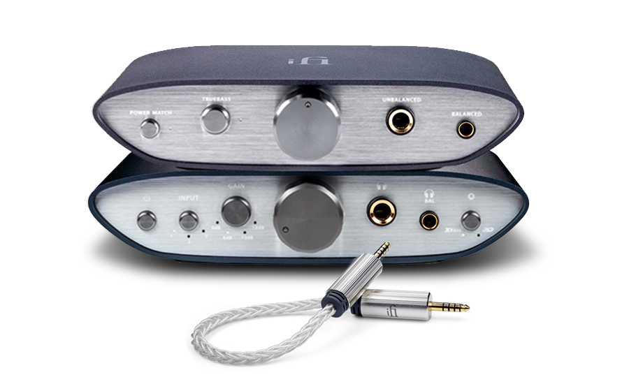 IFI Audio ZEN CAN + ZEN DAC + CABLE 4.4mm - 43487