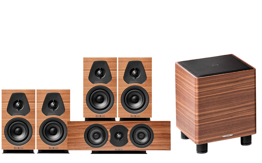 Sonus-Faber LUMINA I + CENTER I + GRAVIS I - 43538