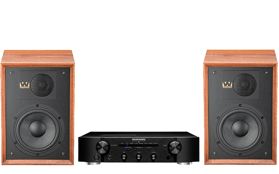 Marantz PM6007 + Denton 85th - 43732