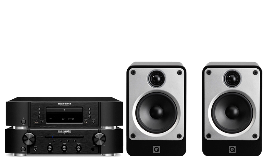 Marantz PM6007 + CD6007 + Concept 20 - 43754