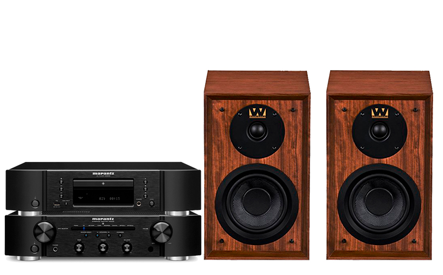 Marantz PM6007 + CD6007 + DENTON 80th - 43755