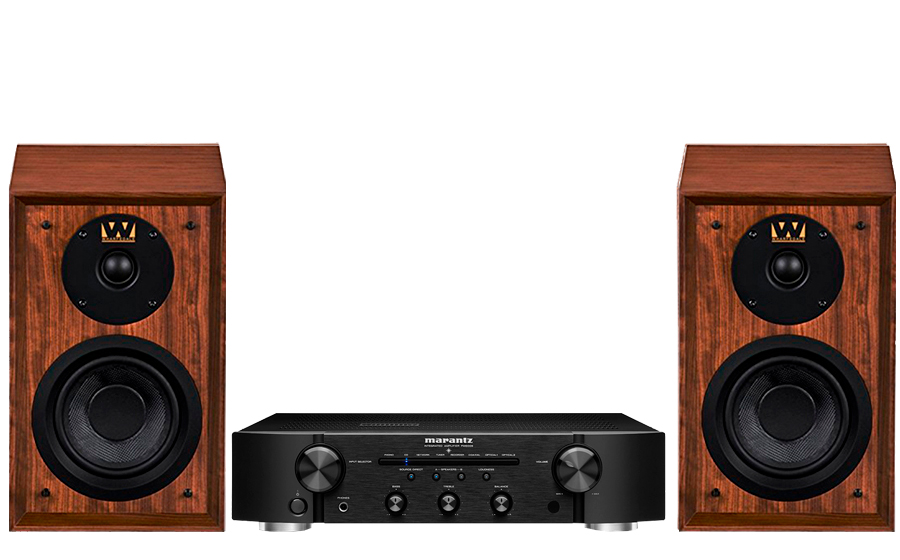 Marantz PM6006 + DENTON 80th - 43862