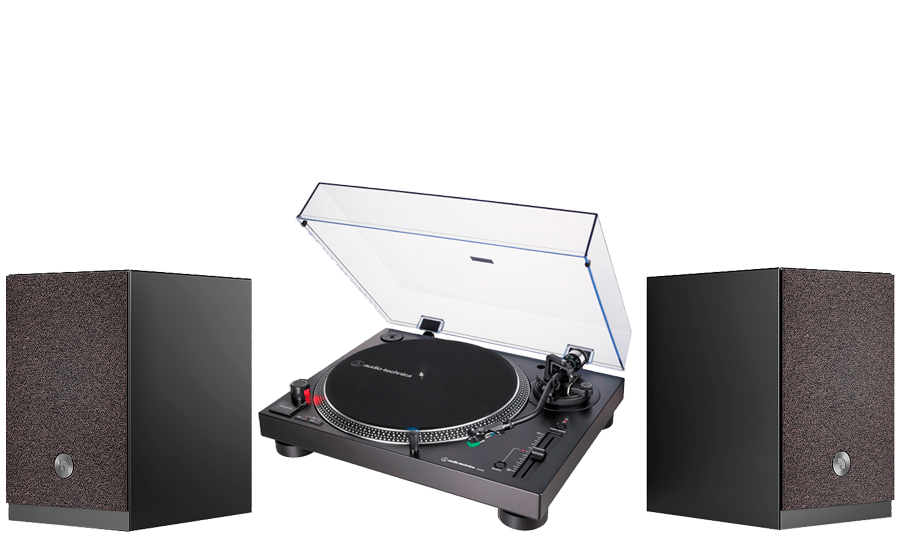 AudioPro A26 + AT-LP120XUSB - 44002