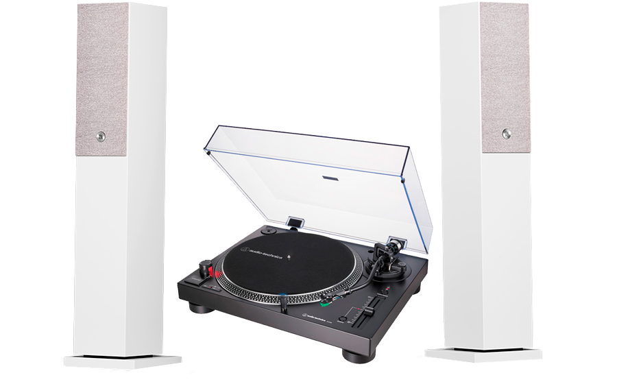 AudioPro A36 + AT-LP120XUSB - 44003
