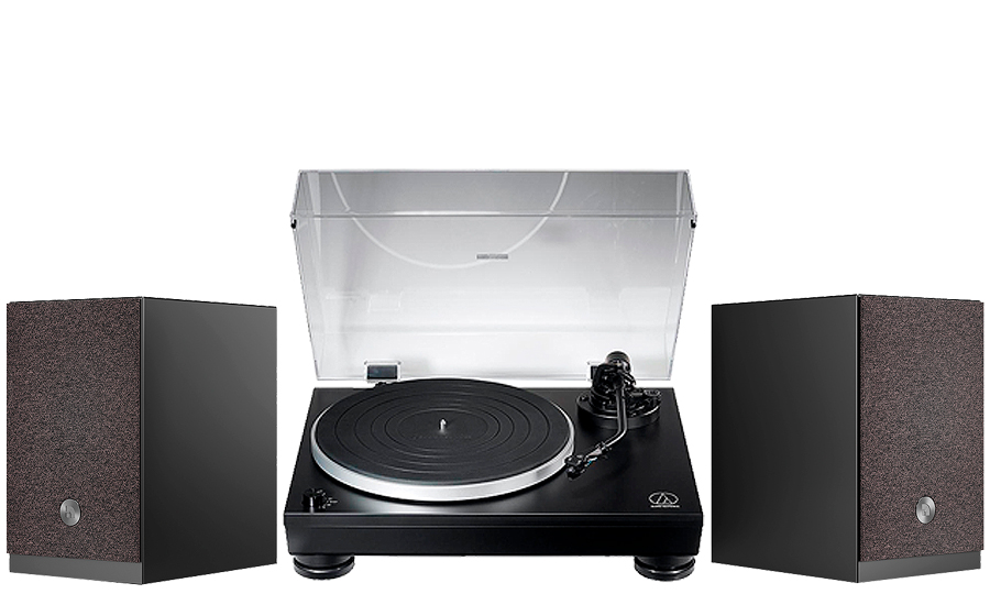 AudioPro A26 + AT-LP5X - 44004