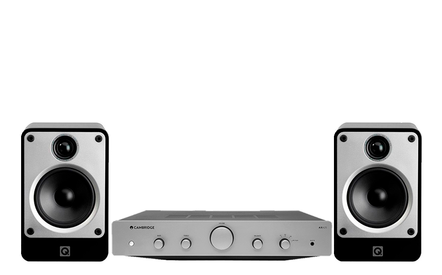 Cambridge Audio AXA25 + Concept 20 - 44031