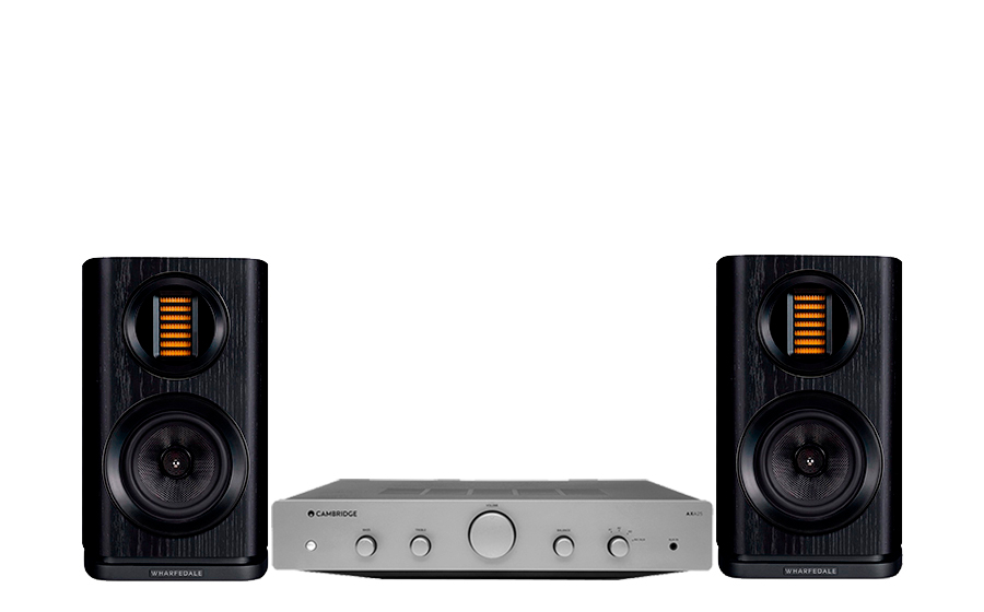 Cambridge Audio AXA25 + Evo4.1 - 44032