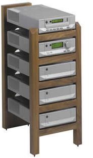 Cyrus Tri-Arbour - Storage Rack - 7686