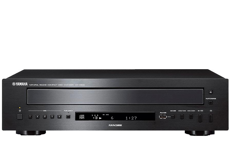 Yamaha CDC-600 - 7755