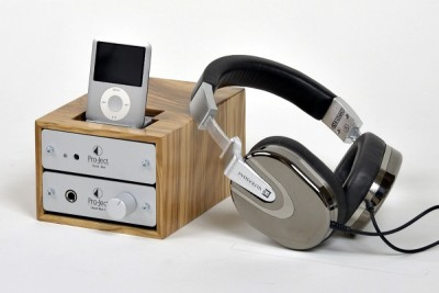 Pro-Ject iPod/Headphone-Set - 8519