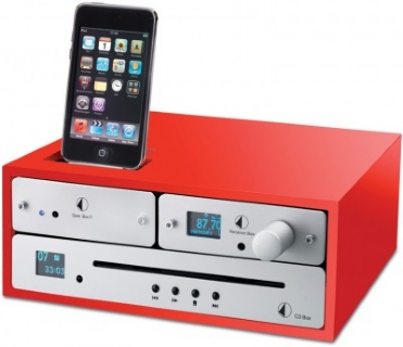 Pro-Ject CD/Tuner/iPod-Set - 8520
